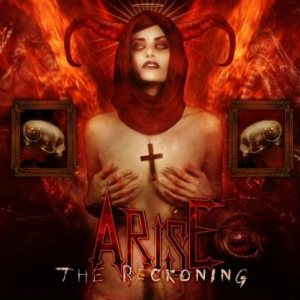 Arise - The Reckoning cover art