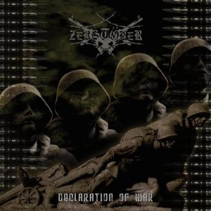 Zerstörer - Declaration of War cover art