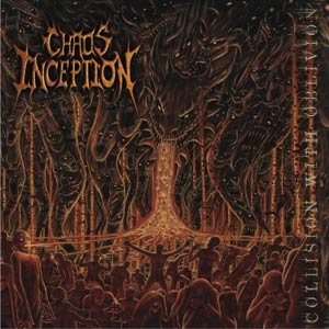 Chaos Inception - Collision with Oblivion cover art