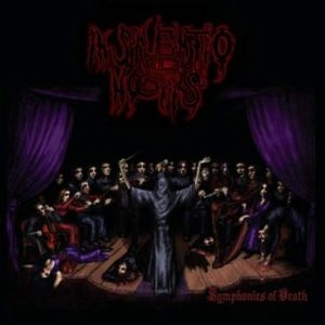 In Silentio Noctis - Symphonies of Death cover art