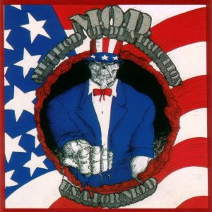 M.O.D. - U.S.A. for M.O.D cover art
