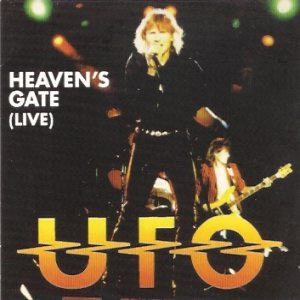 UFO - Heaven's Gate cover art