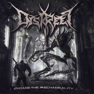 Diskreet - Engage the Mechanicality cover art
