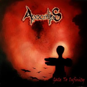 Apocalips - Gate to Infinity cover art