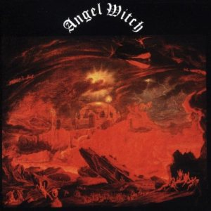 Angel Witch - Angel Witch cover art