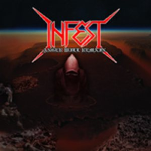 Infest - Anger Will Remain cover art