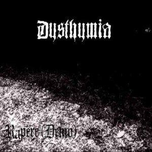 Dysthymia - Rapere cover art