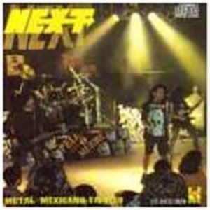 Next - Metal Mexicano En Vivo cover art