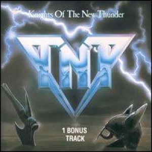 TNT - Knights of the New Thunder cover art
