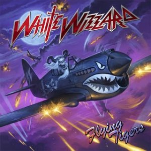 White Wizzard - Flying Tigers cover art