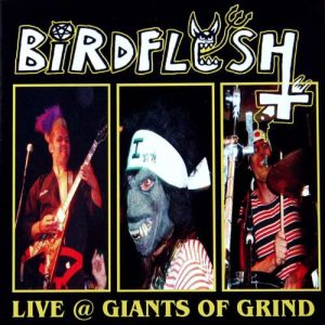 Birdflesh - Live @ Giants of Grind cover art