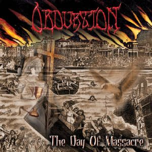 Obduktion - The Day of Massacre cover art