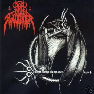 Nunslaughter - Open Sepulchre cover art
