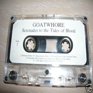Goatwhore - Serenades to the Tides of Blood cover art