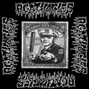Agathocles - Agathocles / Maximum Thrash cover art