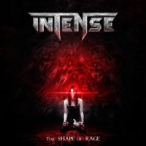 Intense - The Shape of Rage cover art