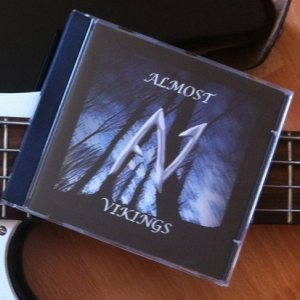 Almost Vikings - Almost Vikings cover art