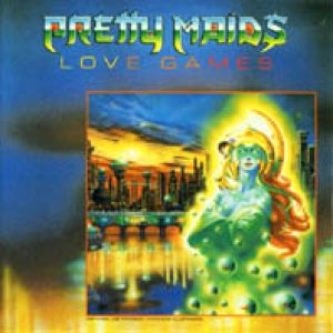 Pretty Maids - Love Games cover art