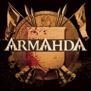 Armahda - Armahda cover art
