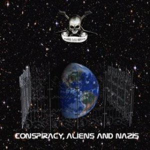 Skull and Bones - Conspiracy, Aliens and Nazis cover art