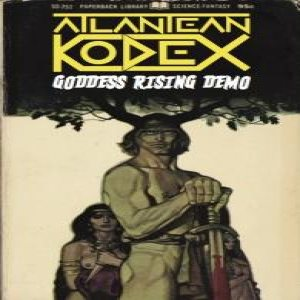 Atlantean Kodex - Goddess Rising Demo cover art