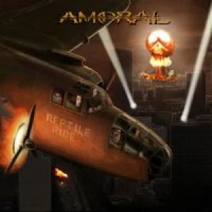 Amoral - Reptile Ride cover art