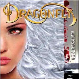 Dragonfly - Non Requiem cover art