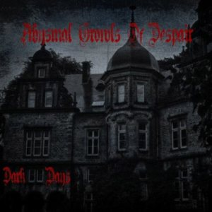 Abysmal Growls of Despair - Dark Days cover art