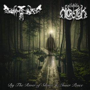 NicroTek - By the River of Silence & Inner Peace cover art