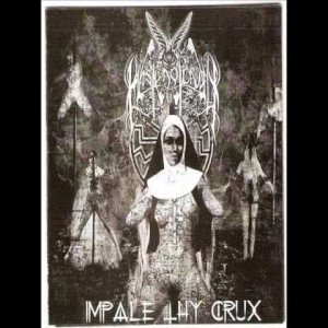 Master of Cruelty - Impale Thy Crux cover art