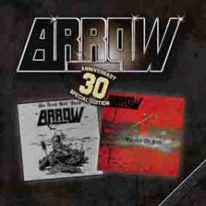 Arrow - The EPs 84.85... and more - 30th Anniversary Special Edition cover art
