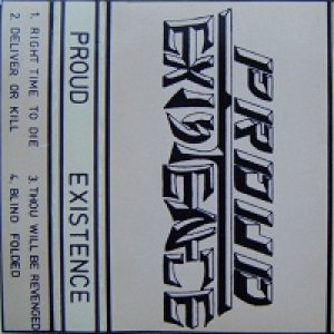 Proud Existence - Demo '83 cover art