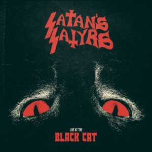 Satan's Satyrs - Live at the Black Cat cover art