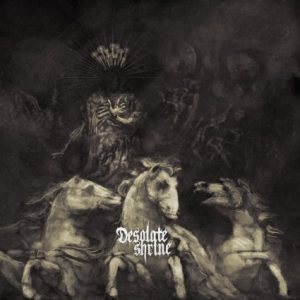 Desolate Shrine - The Heart of the Netherworld cover art