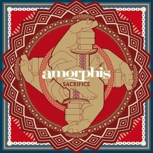 Amorphis - Sacrifice cover art
