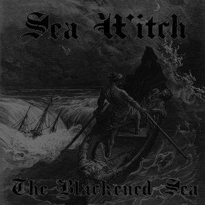 Sea Witch - The Blackened Sea cover art