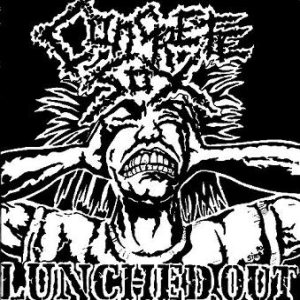 Concrete Sox - Lunched Out cover art