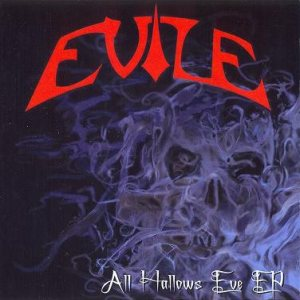 Evile - All Hallows Eve cover art