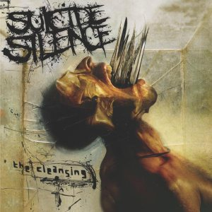 Suicide Silence - The Cleansing cover art