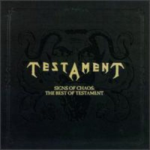 Testament - Sign of Chaos : the Best of Testament cover art