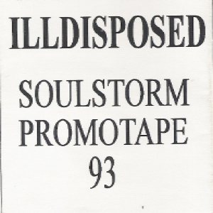 Illdisposed - Soulstorm cover art