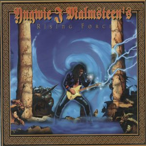 Yngwie Malmsteen - Alchemy cover art