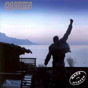 Queen - Made in Heaven cover art