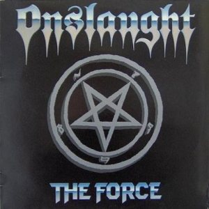 Onslaught - The Force cover art