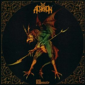 Acheron - Xomaly cover art