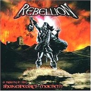 Rebellion - A Tragedy in Steel cover art
