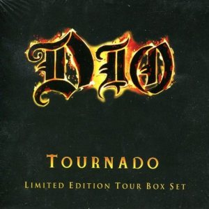Dio - Tournado cover art