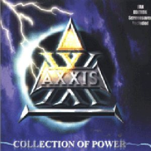 Axxis - Collection of Power cover art