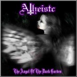 Atheistc - The Angel of the Dark Garden cover art