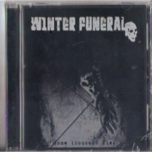 Winter Funeral - Some Thousand Lies cover art